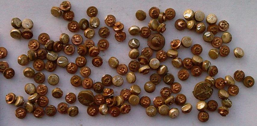 Как в домашних условиях отличить медь от латуни и бронзы 34
