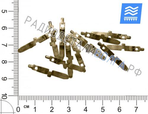 Лигатура с РП-3 вилка(белая)